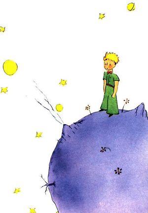 Kleine prins planeet